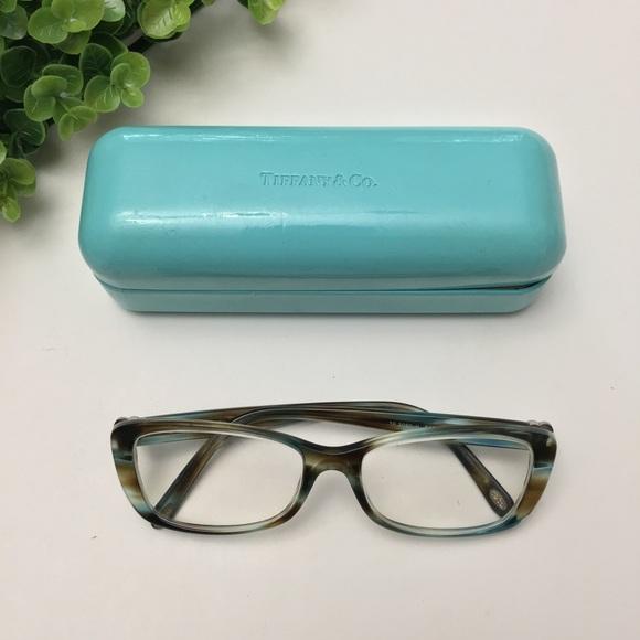 52cd5c48c8e Tiffany  Co Eyeglass Frames Tortoiseshell Hearts. M 5b59d8095bbb803fc59c446d